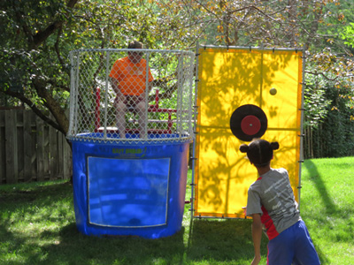 Lincoln NE Dunk Tank Rental
