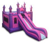 Princess Castle Combo Rental